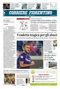Corriere Fiorentino La Toscana - 23 Marzo 2018