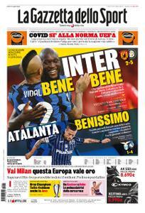 La Gazzetta dello Sport Roma – 01 ottobre 2020