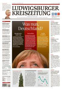 Ludwigsburger Kreiszeitung - 21. November 2017