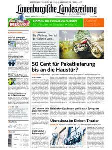 Lauenburgische Landeszeitung - 12. Dezember 2017