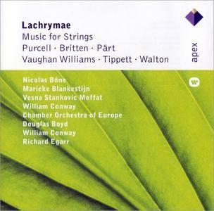 Chamber Orchestra of Europe - Lachrymae - Music for Strings: Purcell, Britten, Part, Vaughan Williams, Walton, Tippett (2012)