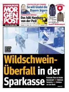 Hamburger Morgenpost - 21. Oktober 2017