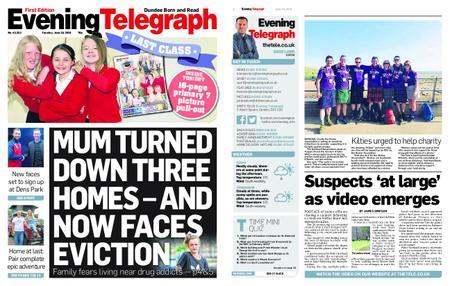 Evening Telegraph First Edition – June 18, 2019