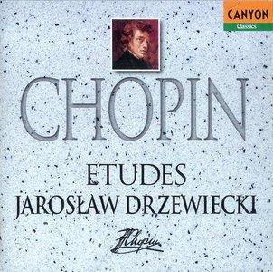 Chopin - Etudes - Jaroslaw Drzewieck