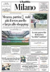 la Repubblica Milano - 31 Ottobre 2019