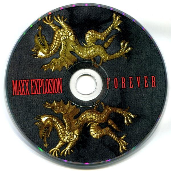 Maxx Explosion - Forever (2013)