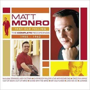 Matt Monro - That Old Feeling: The Complete Recordings 1955-1962 (2017)