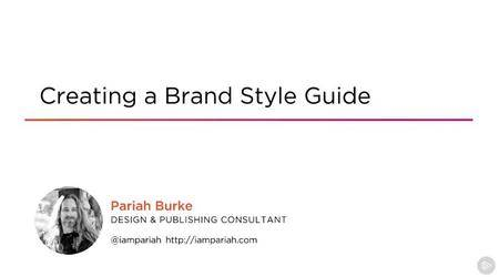 Creating a Brand Style Guide