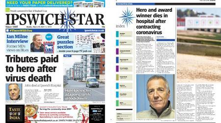 Ipswich Star – March 30, 2020