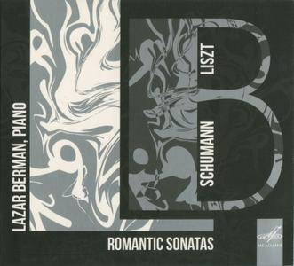 Lazar Berman - Schumann, Liszt: Romantic Sonatas (2013)