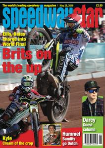 Speedway Star - May 28, 2016