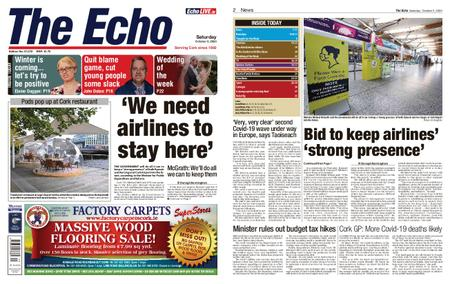 Evening Echo – October 03, 2020