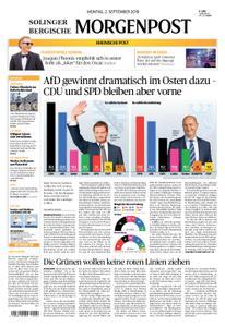 Solinger Morgenpost – 02. September 2019