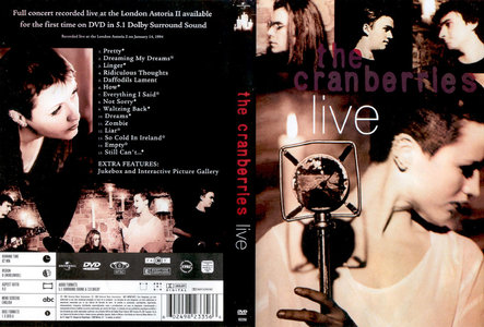 The Cranberries - Live (1994) DVD Release 2005 [Re-Up]
