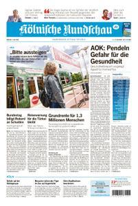 Kölnische Rundschau Wipperfürth/Lindlar – 03. Juli 2020
