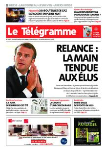 Le Télégramme Brest Abers Iroise – 03 juillet 2020