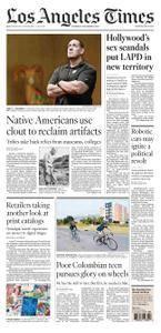 Los Angeles Times  November 23 2017