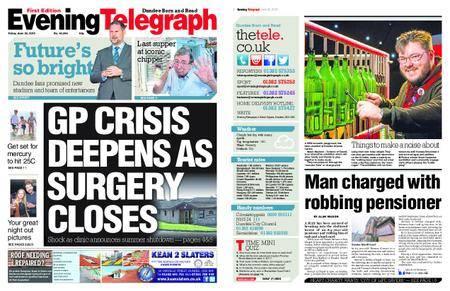 Evening Telegraph First Edition – June 22, 2018