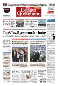 Il Fatto Quotidiano - 06 agosto 2018