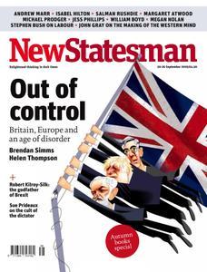New Statesman - 20 - 26 September 2019