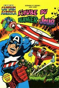 Captain America T19 - L'aube du dernier jour