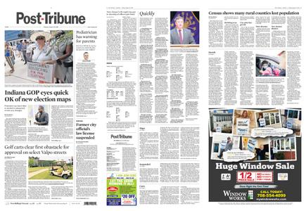 Post-Tribune – August 13, 2021