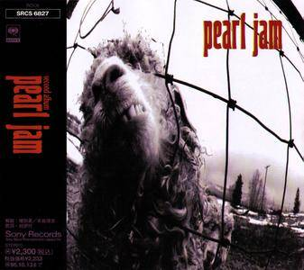 Pearl Jam - Vs. (1993) Japanese Press