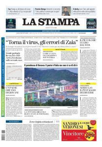 La Stampa Imperia e Sanremo - 4 Luglio 2020