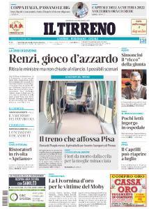 Il Tirreno Livorno - 14 Gennaio 2021