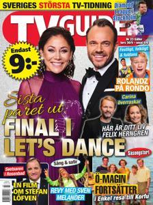 TV-Guiden – 28 maj 2019