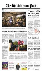 The Washington Post - May 8, 2021
