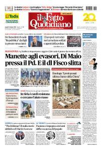 Il Fatto Quotidiano - 14 ottobre 2019