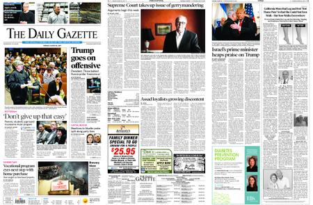 The Daily Gazette – March 26, 2019