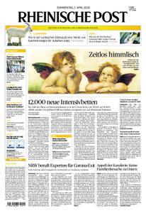 Rheinische Post – 02. April 2020