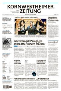 Kornwestheimer Zeitung - 06. Dezember 2018