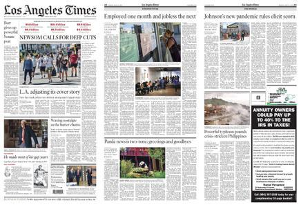 Los Angeles Times – May 15, 2020