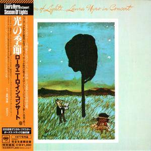 Laura Nyro - Season of Lights: Laura Nyro in Concert - Complete Version (1977) Japanese Expanded Remastered Reissue 2008