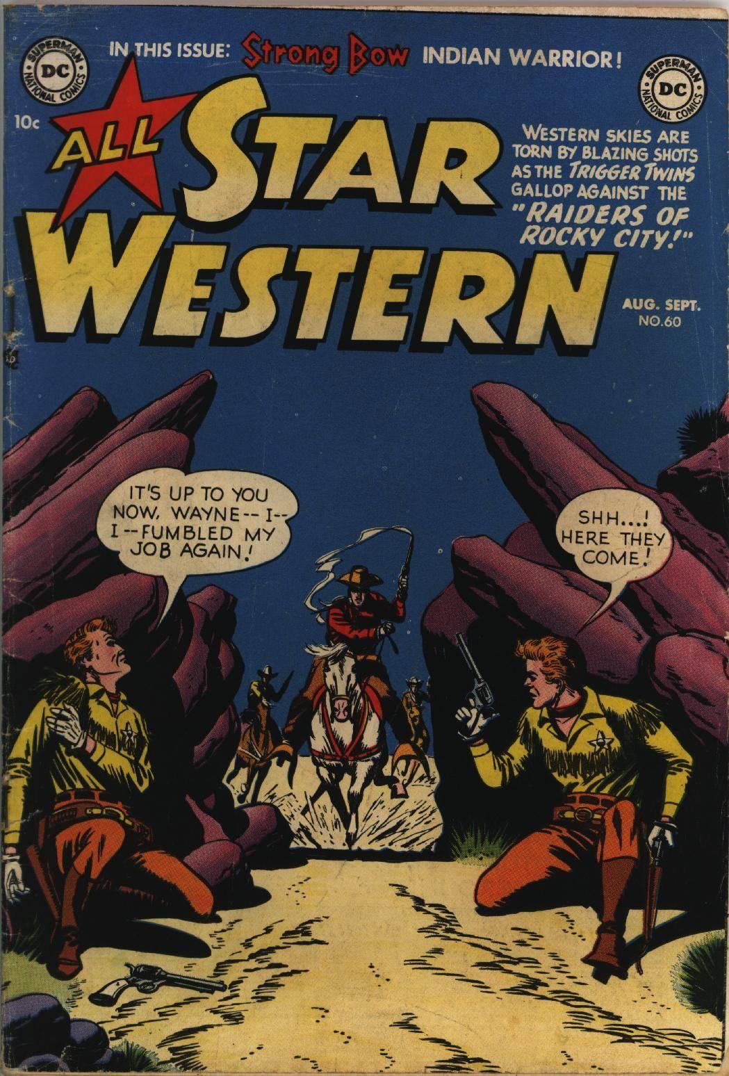 Star Western v1 060 1951