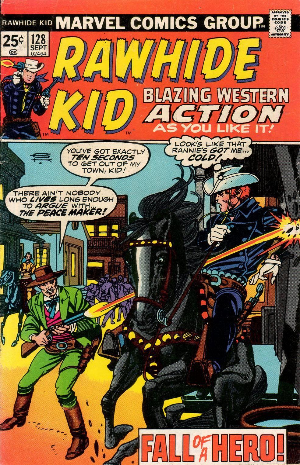 Rawhide Kid v1 128 1975