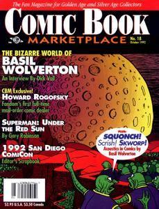 Comic Book Marketplace 018 1992