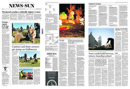 Lake County News-Sun – October 14, 2019