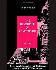 Discourse of Advertising