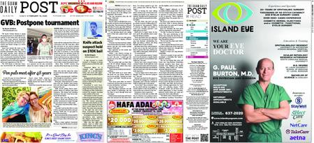 The Guam Daily Post – February 16, 2020