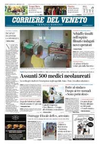 Corriere del Veneto Vicenza e Bassano – 15 agosto 2019