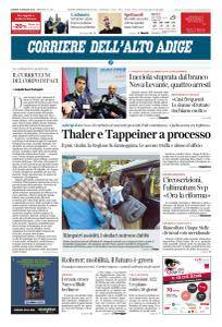 Corriere dell'Alto Adige - 10 Maggio 2018