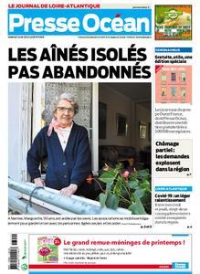 Presse Océan Nantes Nord – 03 avril 2020