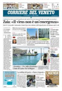 Corriere del Veneto Venezia e Mestre – 08 ottobre 2020