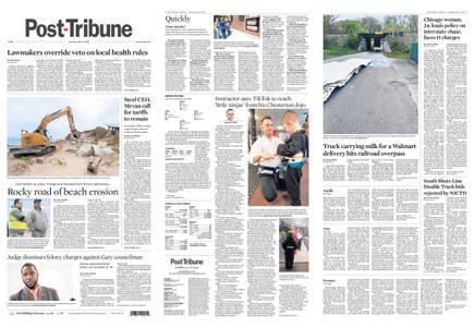 Post-Tribune – May 11, 2021