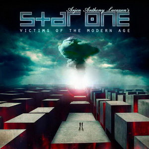 Star One - Victims Of The Modern Age (2010)