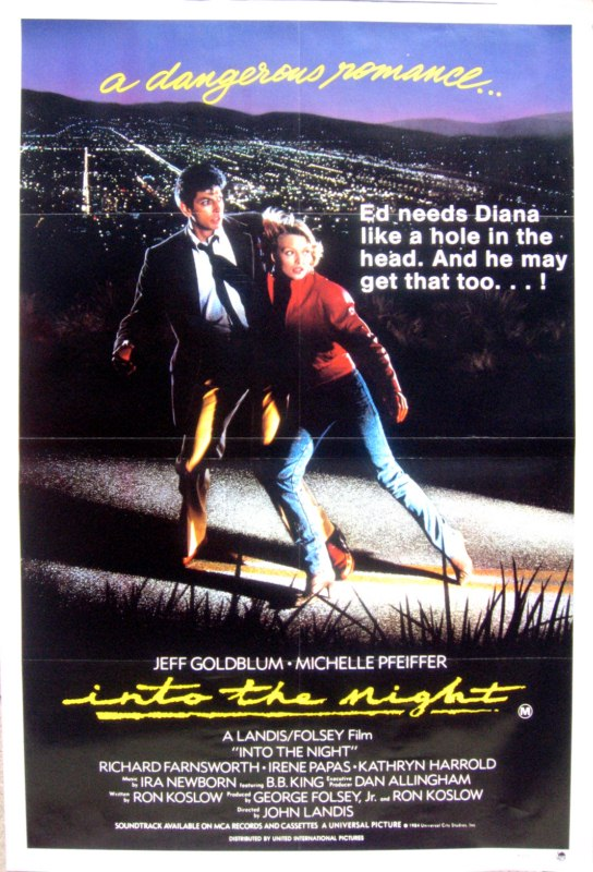 Into the Night (1985) Repost